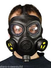 Máscaras y caretas para disfraces, militares