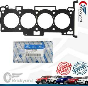 NEW HYUNDAI CYLINDER HEAD GASKET 22311-2C000 FOR 10-13 GENESIS COUPE 2.0L