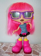 "Rare 12"" CHATSTER GABBY Spin Master Interactive Doll..A/O So Much Fun"