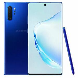 Samsung Galaxy Note 10+ Plus N975U 256GB (UNLOCKED) All Colors!