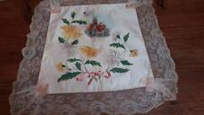 French Antique Embroidery