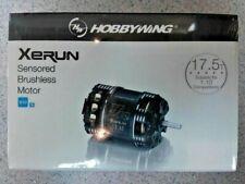 Hobbywing Xerun V10 G3 Competition Stock Brushless Motor (17.5T) 30401104 New!!