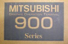 NEW Mitsubishi 900 Series Melsec Graphic Operation Terminal A956GOT-TBD-M3