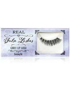 Benefit Real False Lashes Girly Up Lash For A Glamorous Look -