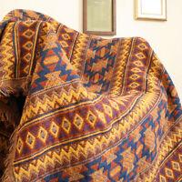 Sofa Blanket Tapestry Geometric Rugs Tribal Ethnic Wall Hangings Throw Carpet