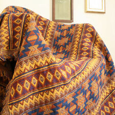 Sofa Blanket Tapestry Geometric Rugs Tribal Ethnic Wall Hangings Throw Carpet