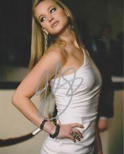 Jennifer Lawrence authentic signed autographed 8x10 photograph holo COA