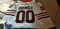 New Clark Griswold #00 Christmas Vacation  Hockey Jersey Stitched size 56 (XXL)