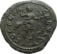 SEVERUS ALEXANDER 222AD Deultum Authentic Ancient Roman Coin ARTEMIS  i66126