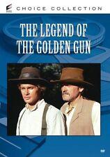 LEGEND OF THE GOLDEN GUN (1979 Hal Holbrook) - Region Free DVD - Sealed