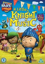Mike the Knight: A Little Knight Music [DVD][Region 2]