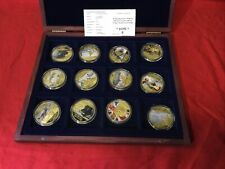 More details for - windsor mint - 75th anniversary second world war coin collection