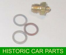 Válvula de aguja Pack Para Carburador Stromberg 175CD2SE Alfa Romeo Spider Veloce 70-74 en