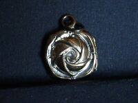 medaille ancienne religieuse Rose 1.6 cm MR 0897