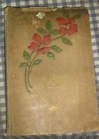 Vintage Estate Collection -198 Embossed Postcards - Flowers,Holidays,1890-1910