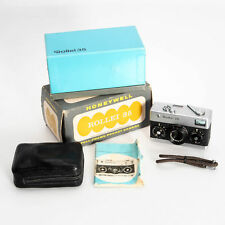 Rollei 35 Compact 35mm Film Camera With Case and Box