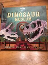 Build Your Own Dinosaur Museum by Lonely Planet New  (Hardback, 2018)