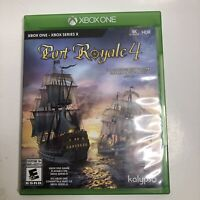 Port Royale 4 - Xbox One Video Game Complete