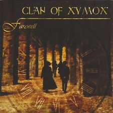 CLAN OF XYMOX Farewell CD 2003