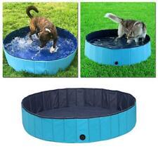 Portable Pet Bath Swimming Pool Foldable Dog Cat Bathing Tub Collapsible