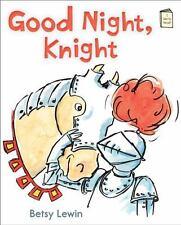 Good Night, Knight (I Like to Read) (I Like to Read Books)-ExLibrary