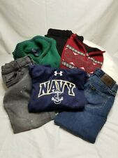 Boys Youth Clothes Lot - Fall Winter - Size 8 10 12 - Nice Condition