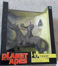 "Planet of the Apes THADE & Battle Steed  2001 (Tim Burton) Hasbro Figure ""NEW"""