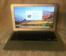 """Apple MacBook Air MC968LL/A Core i5 1.6 11"""" 2GB 64GB SSD (Mid-2011)"""