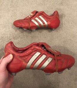 Adidas Predator Mania - Original Red - UK 7.5