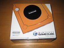Nintendo GameCube Orange System NTSC-J Japanese Import Console Brand New