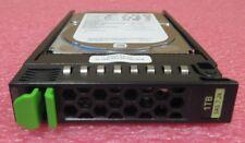 "Fujitsu 1TB 2.5"" SAS 6GB/s 7.2K 64MB HDD in caddy S26361-F5228-L100 A3C40152421"