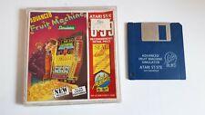 Simulador de máquina de frutas avanzada: Atari ST Juego (Codemasters)