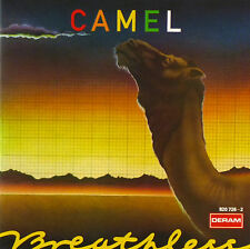 CD-Camel-Breathless - #a1041