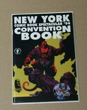 New York City Comic Con 1994 Hellboy Cover