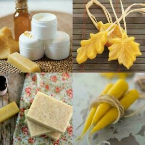 Pure Beeswax Blocks/Bars Cosmetic Grade Beeswax Naturally Fragrant E2A2 Y7G7