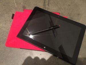 Lenovo THINKPAD Tableta 10 Atom 2GB RAM 64GB SSD Windows 10 Webcam Digitalizador
