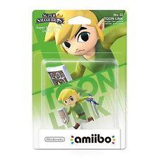 Nintendo Amiibo Super Smash Bros No 22 Toon Link Figure