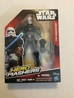 "Star Wars Hero Mashers The Inquisitor 6"" Action Figure Disney Hasbro"