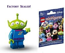 Factory Sealed LEGO Disney Series Collectible Minifigure Toy Story Alien (71012)
