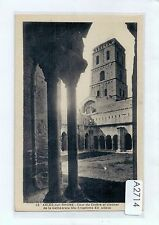 A2714pac France Arles-sur-Rhone Clocher Cathedral vintage postcard