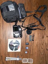 Canon Powershot S3 IS/12X Lens/6 MP/Working Including 3 SDHC Cards, Cover Stand