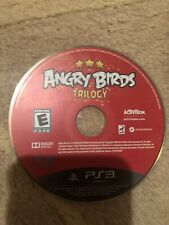 Angry Birds Trilogy Sony Playstation 3 PS3 Game