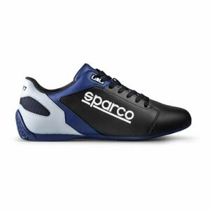 Racing Casual Sparco SL-17 Shoes blue black - size 37