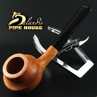 "EXCLUSIVE BALANDIS ORIGINAL Briar Handmade SMOKING PIPE "" Herman Joe "" Teak _"