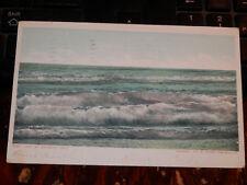 ATLANTIC CITY NJ - SURF - 1905 POSTCARD Detroit Photographic Co. 8756