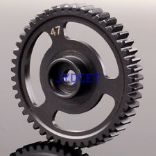 HPI76937 47T Steel Spur Gear 47 Tooth (1M) For HPI RC Model Car SAVAGE X 4.6