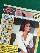 BB98 Clipping Ritaglio (1986) 28x22 cm 1 pag - EDWIGE FENECH