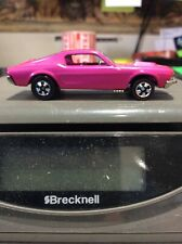 Hot Wheels Custom Mustang 25th Anniversary Vintage Pink Loose
