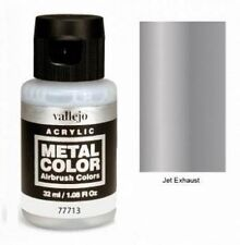 VALLEJO METAL PAINT - VAL77713 - Metal Color - Jet Exhaust 32ml