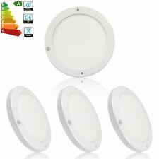 Bright 18W LED PIR Motion Sensor Ceiling Panel Light Sensor Downlight Cool White